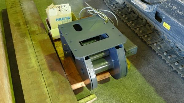 油圧ウインチ3型