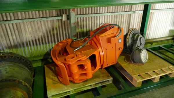 南星機械 木材グラップル0.25 BHS10GMR-6