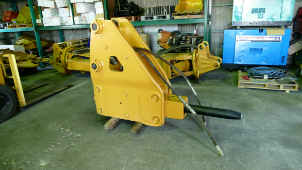 甲南電機製 油圧ブレーカーMKB1200N