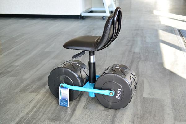 農作業・ガーデニング移動椅子